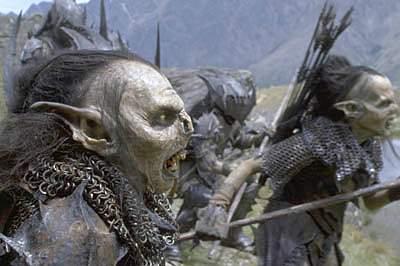 Orcs waren in vielerlei Hinsicht abscheulich.  Aber sie waren einfach die verdorbenen Nachkommen von Elben.