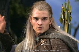 Die Elfen waren edel und majestätisch