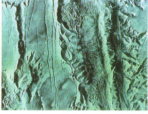 Sedimentation und Überflutung auf dem Mars?