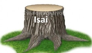 the stump of isaiah-german