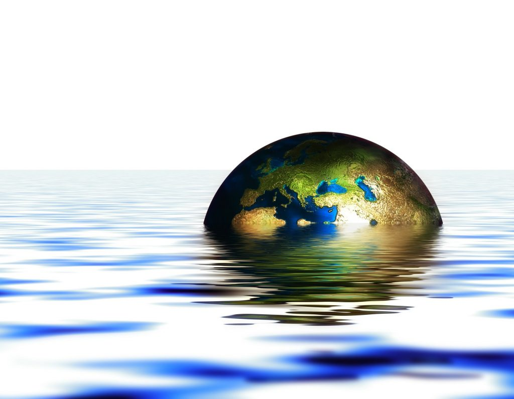 FAQ: So viel Wasser gibt es auf der Erde - quarks.de